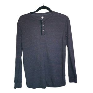 Old Navy Long Sleeve Henley